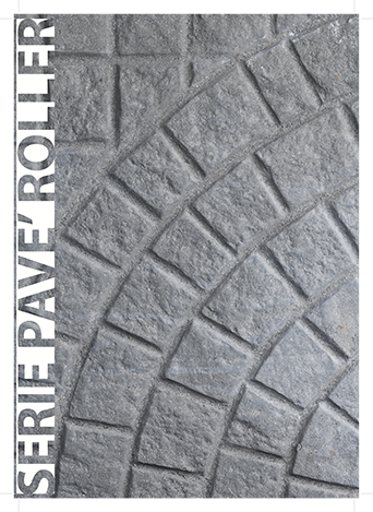 Serie PAVE' ROLLER